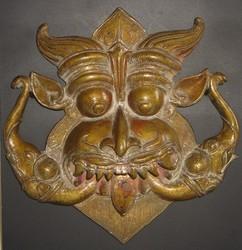 Hindu God: Kirtimukha (Face of Glory)