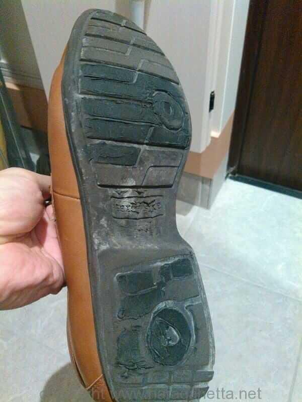 これで物持ち数倍!靴底の摩耗を予防する。ああ長持ち。ああ幸せ!