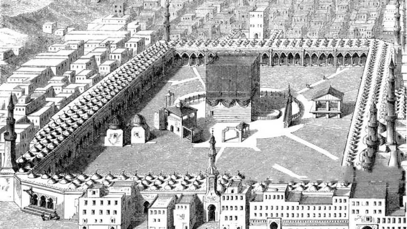 হাদিসের গল্পঃ যমযম কূপ ও কাবা ঘর নির্মাণের ঘটনা
