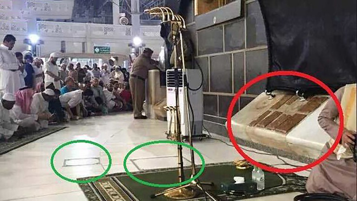 5 Facts about Alabaster of the Holy Kaaba