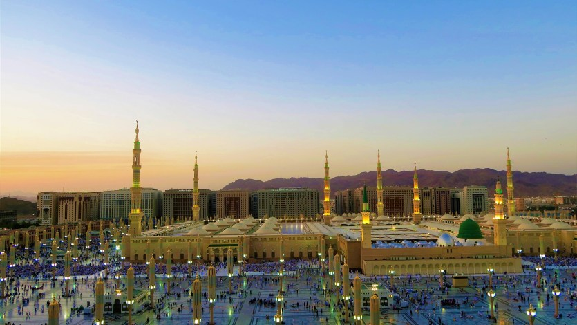 30 places to visit in Madinah