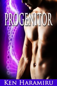 This is the eBook cover to Progenitor #1