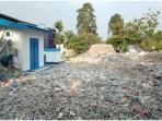 Sumur Bor berlokasi di Tempat Pembuangan Sampah.