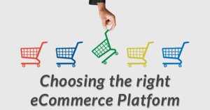 Different e-commerce platforms best for customers