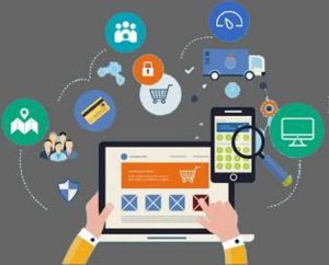 Share Forecast of Global Retail Software Market 2018 in E-commerce