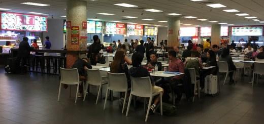 スワンナプーム空港 フード・コート Magic Food Point マジックフードポイント