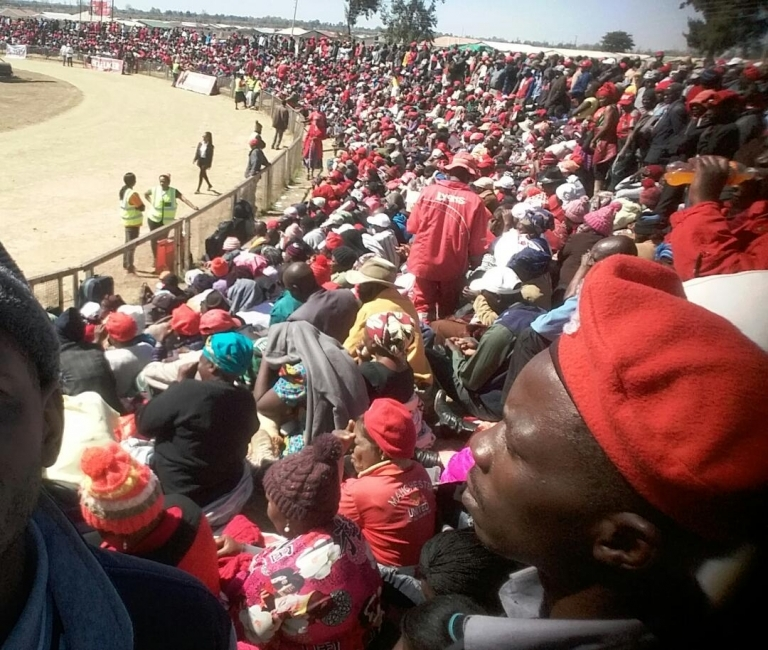 Just In MDC Election Results  Winnners Full List  Biti