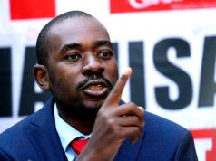 Chamisa vows 'enough is enough'