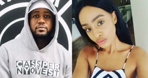 Cassper Nyovest is gonna be a dad