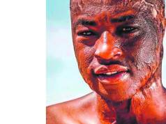 Author of Burnt Alive: But They Also Left A Flame Within, Qaphela Titus Gobodo. .