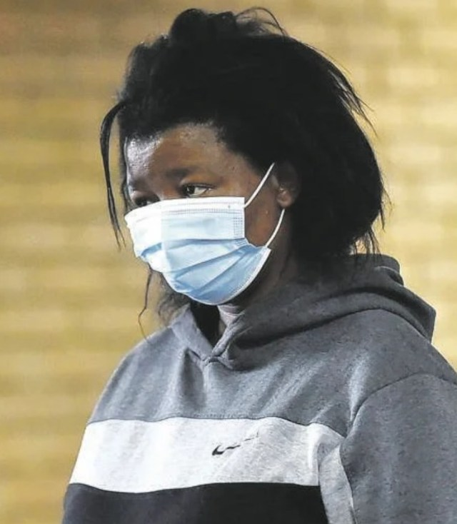 QUESTIONS: Pontsho Mohlanka appeared in the Vereeniging Magistrates Court in connection with the murders of two children.
