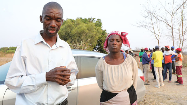 Tapiwa Makore's mother and father