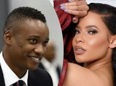 Duduzane Zuma has dispelled rumours of his alleged romance with Thuli Phongolo