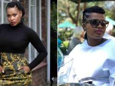 Zenande mfenyana: On and Off Screen Life