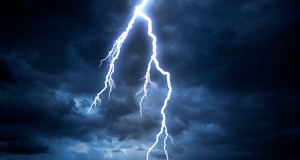 Two family members killed by lightning
