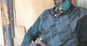 DISAPPOINTED:Thabiso Morake is heartbroken after his wife left him for a Ben 10. Photo by Karabo Rammutla.