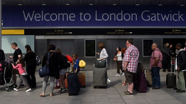 Zimbabweans banned from entering UK