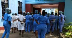 Harare Hospital Nurses Down Tools After Matron Dies From Covid-19