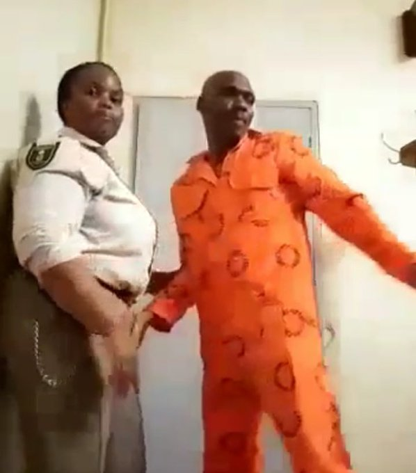 Prison warder whose leaked s*x -tape with inmate caused stir kills herself