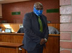 r_apist Pastor Johannes Masilela appeared at the Kwamhlanga magistrate court today. Photo by Bongani MthimunyePhoto by .