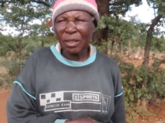 The Late Paul Matavire's mom is living in abject poverty.