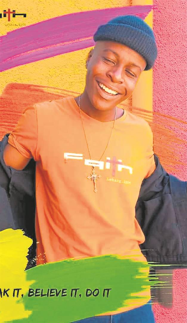 Atlegang Selepe was shot dead after his cellphone rung. Photo SuppliedPhoto by