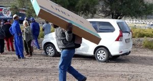 Samsung Disables TVs Stolen During South African Looting