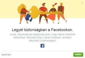Biztonságosabban a Facebookon