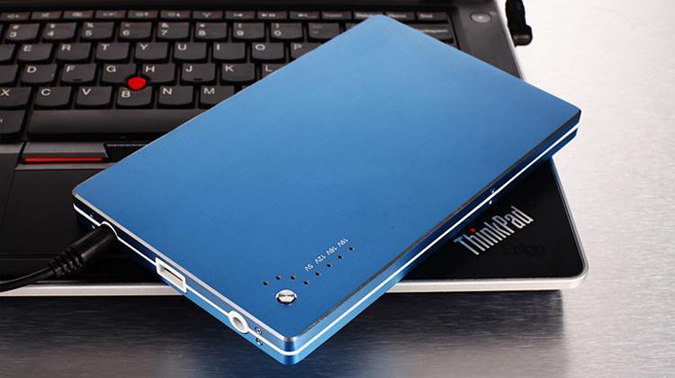 Az LPTECH Li-Polymer akkumulátort használhatja laptophoz is.