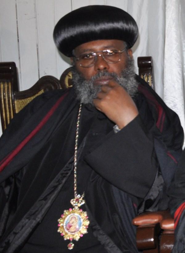 His Grace Abune Mathewos