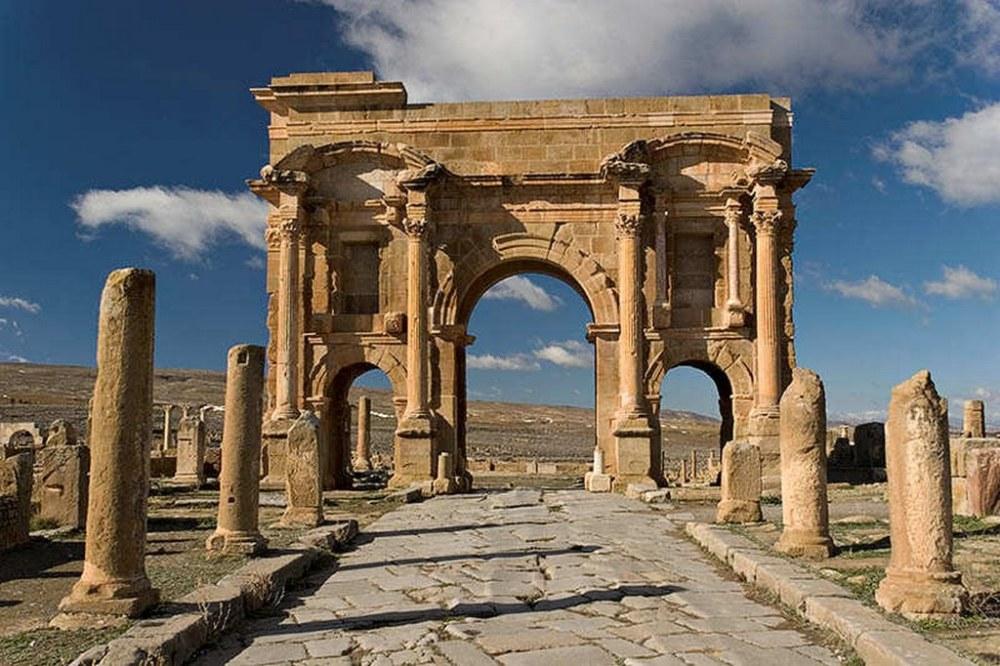Wilaya de Batna Timgad | Les Wilayas d'Algérie sur le Guide & Annuaire des loisirs, évasion et tourisme Algerie
