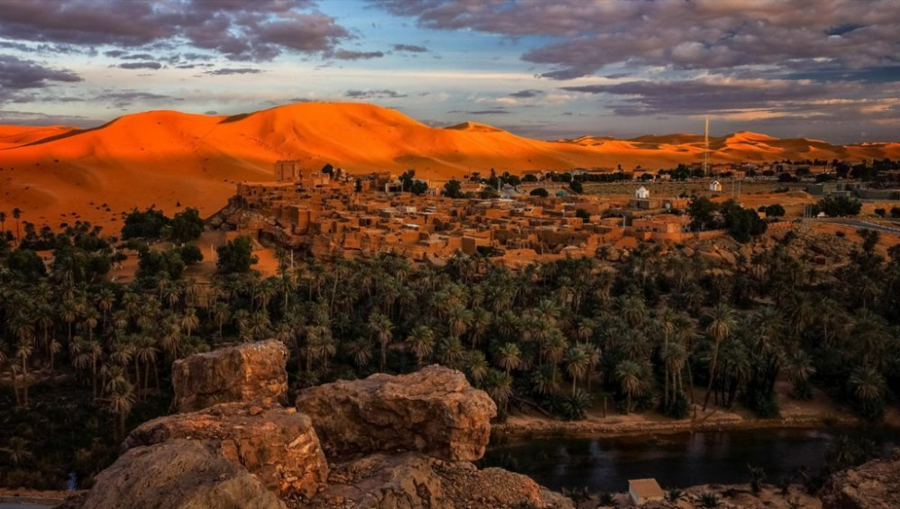 Wilaya de Bechar Taghit | Les Wilayas d'Algérie sur le Guide & Annuaire des loisirs, évasion et tourisme Algerie