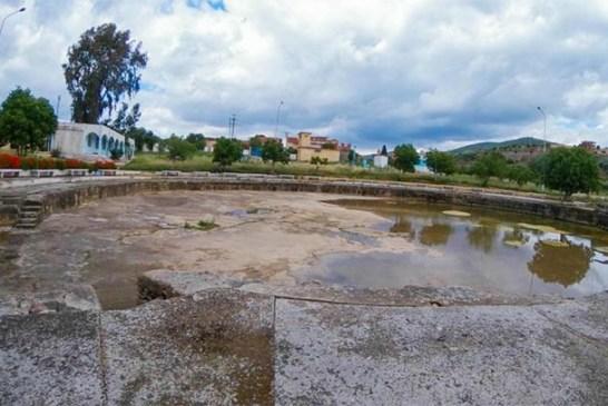 Hammam Bradaâ - Piscine romaine