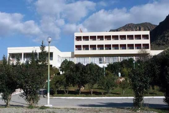 Hammam Guergour hotel