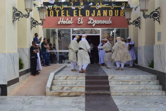 Hotel El Djanoub 0