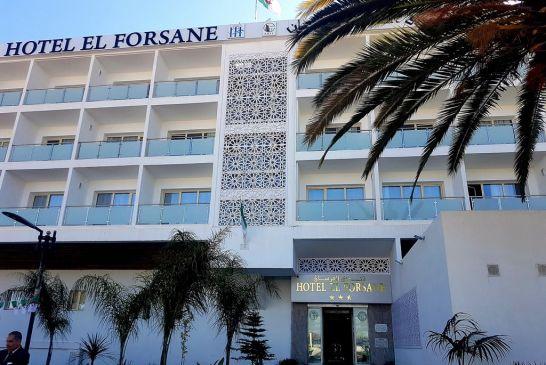 Hotel El Forsane - Saida