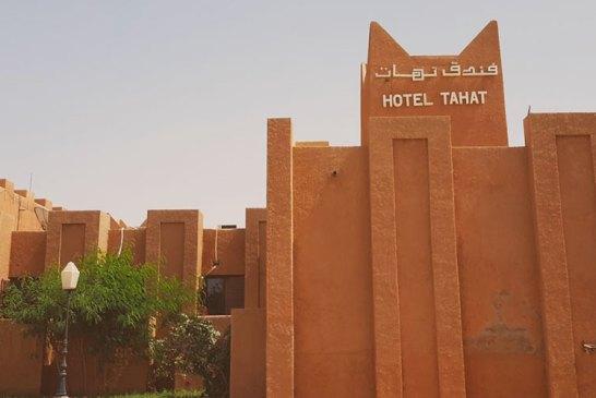 Hotel Tahat - Tamanrasset 1