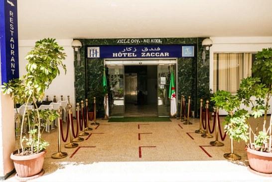 Hotel Zaccar - Hammam Righa