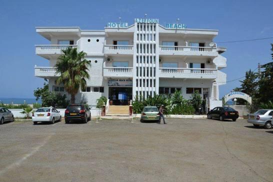 Hotel azeffoun beach