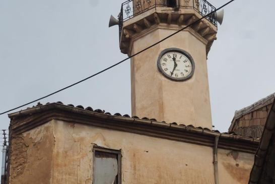 Minaret de la vieille mosquée