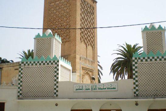 Mosquée Imam El-Houari (Minaret du campement)