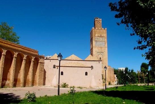 Mosquée du Mechouar 1