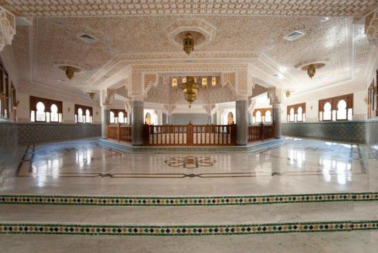 Palais de la Culture Abdelkrim Dali