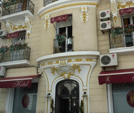 ST Hotel 1