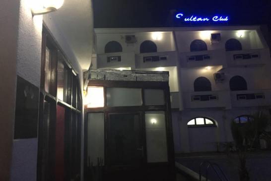 Sultan club hôtel 1