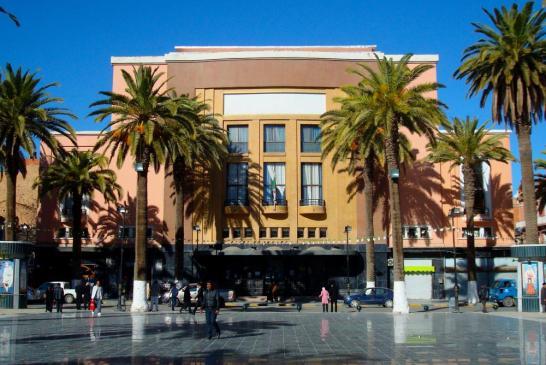Théâtre régional de Sidi Bel Abbes