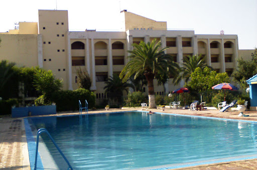 hôtel Mermoura