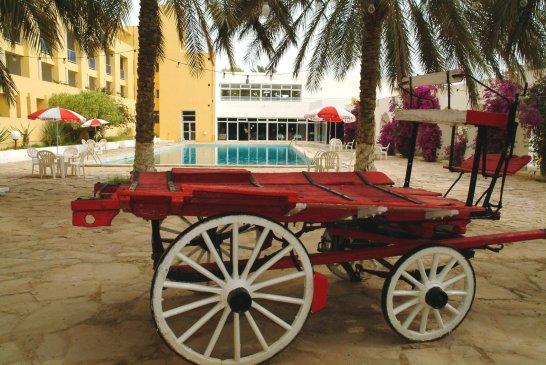 hôtel les Ziban 5