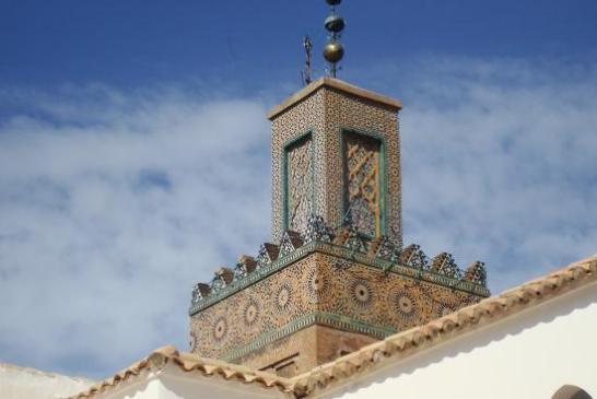 mosquée Sidi Boumediene 2