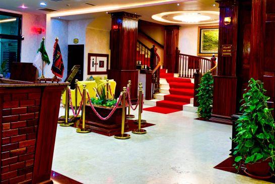 Hôtel Tapis Rouge 1